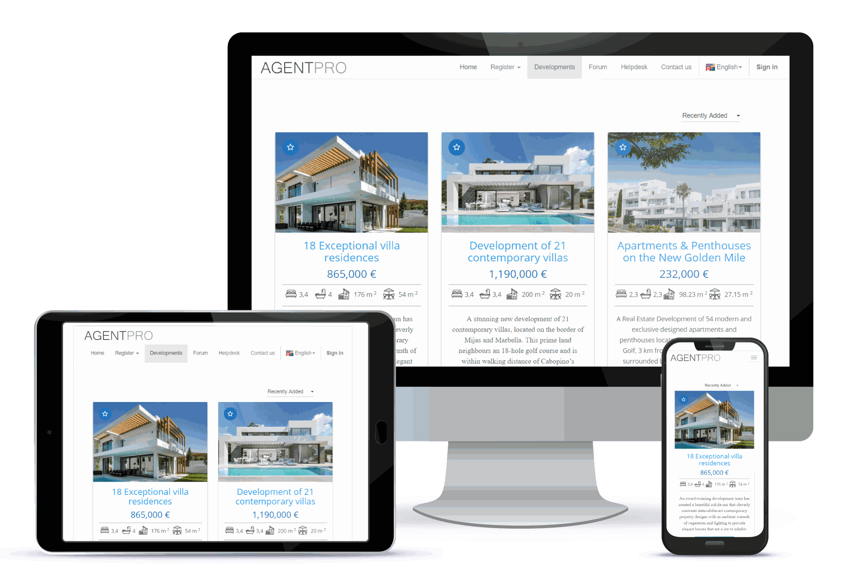 InnoTech - Innovative Web Technology for Real Estate Agents