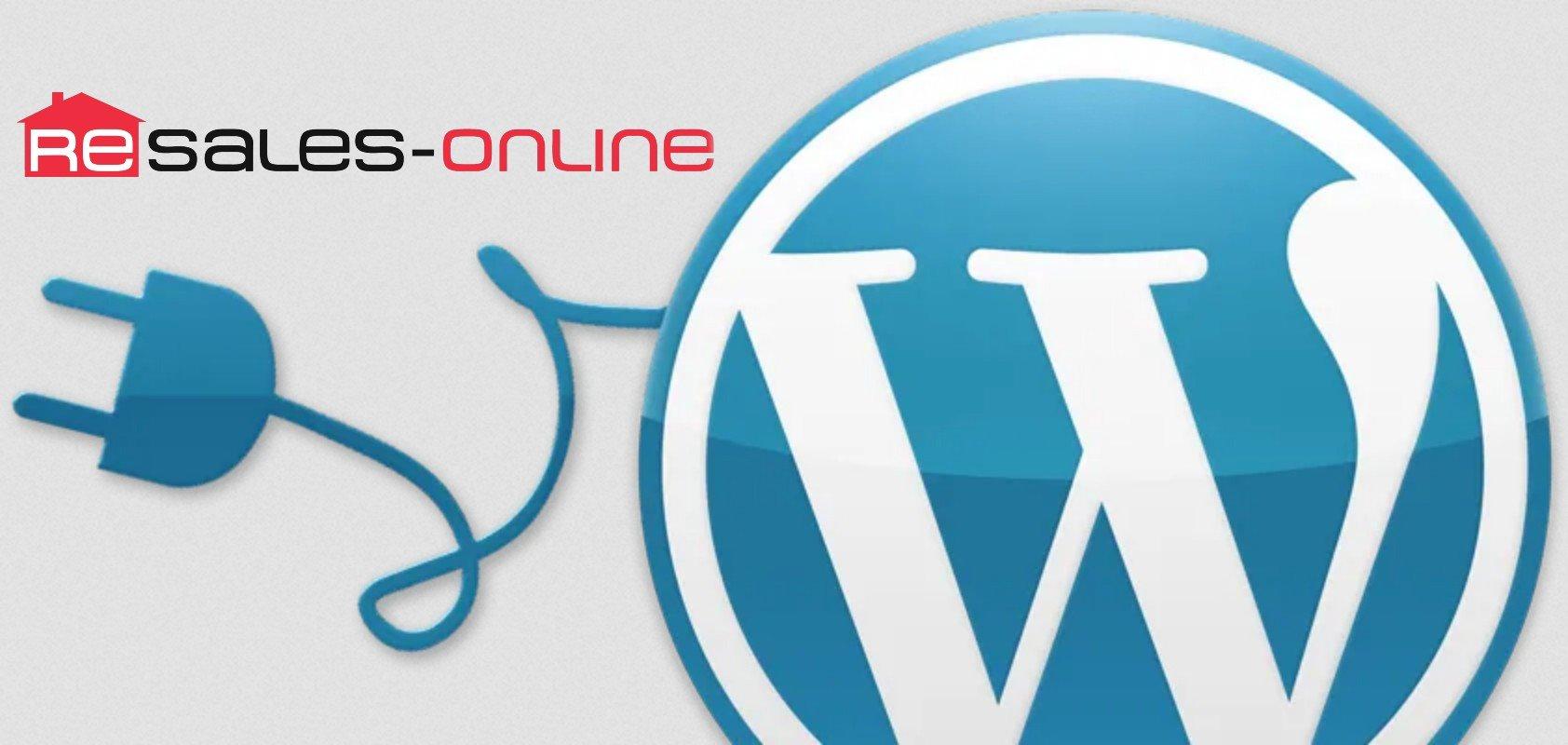 Wordpress Plugin Resales Online