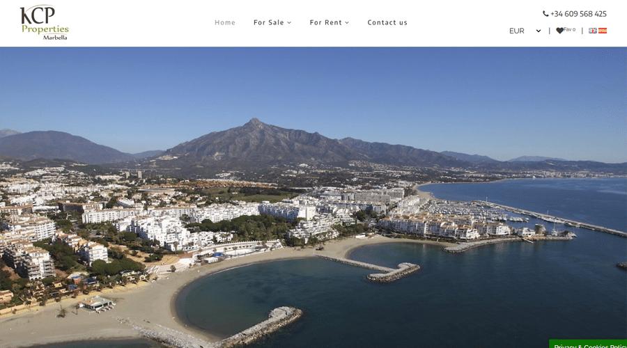 KCP Properties Marbella