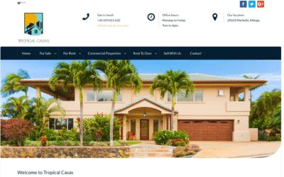 Tropical Casas