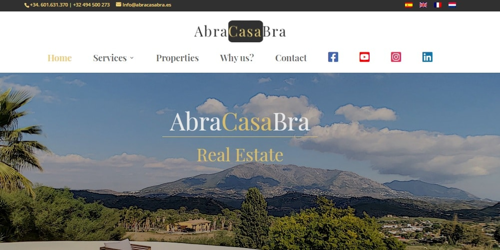 AbraCasaBra Real Estate