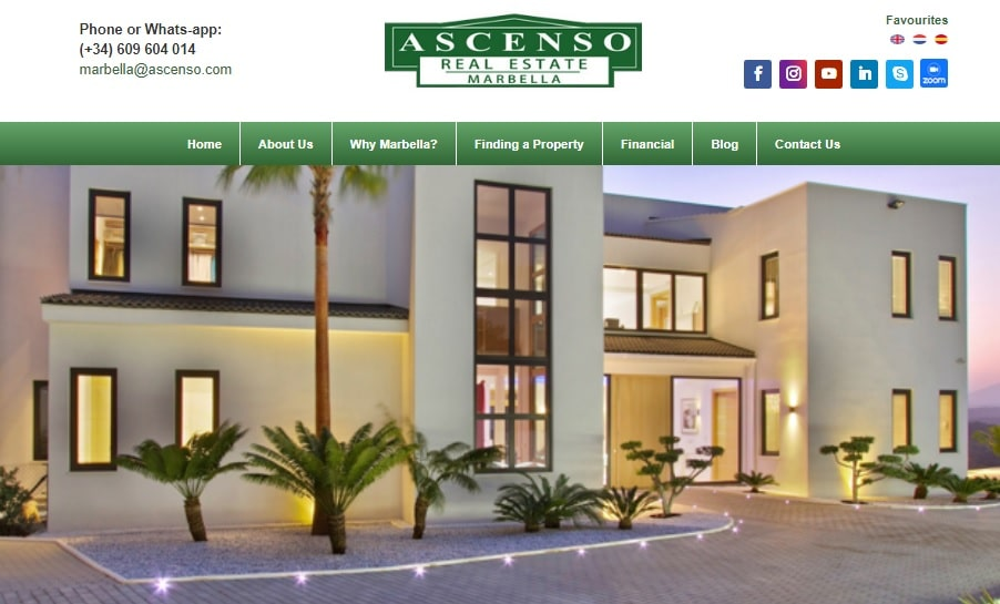 Ascenso Real Estate