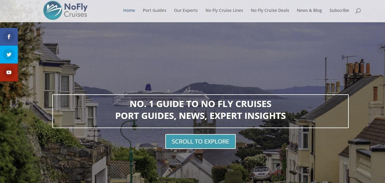 No Fly Cruises
