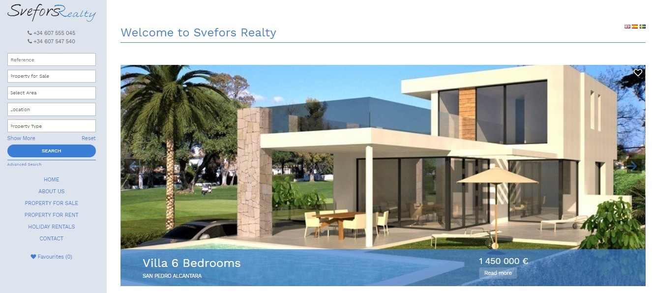 Svefors Realty