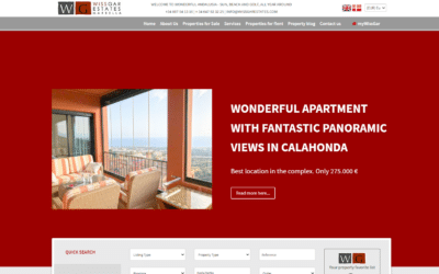 Wiss Gar Estates Marbella