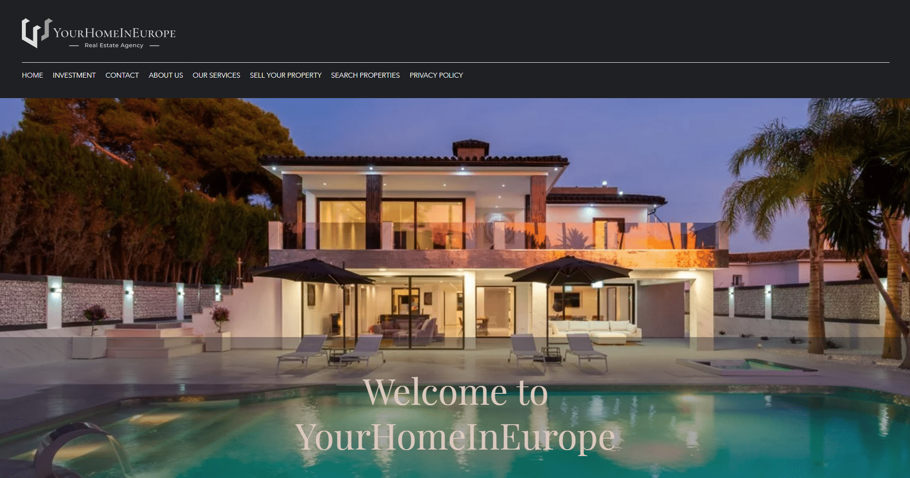 your home in europe