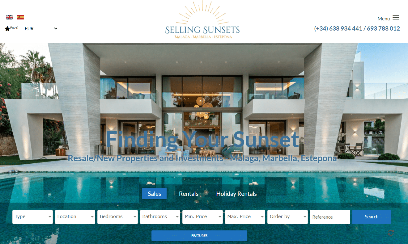 Selling Sunsets Marbella