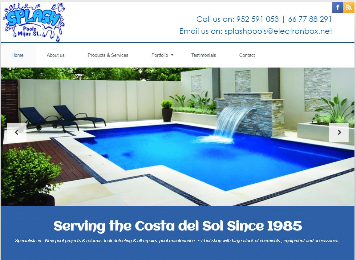 Splash Pools Mijas