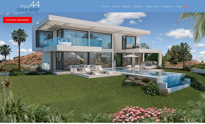 Screenshot Villa in La Cala Golf Resort Villa Cala Golf 44