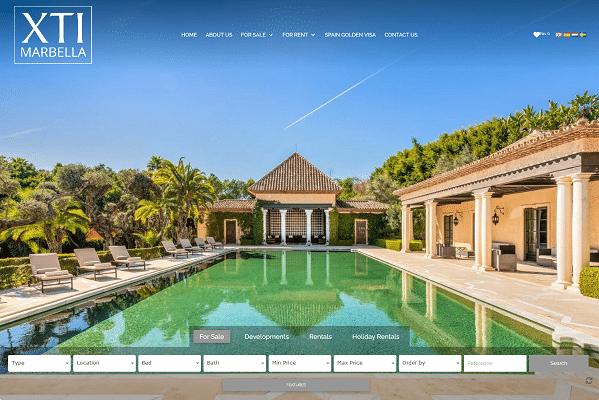 Screenshot XTI Marbella